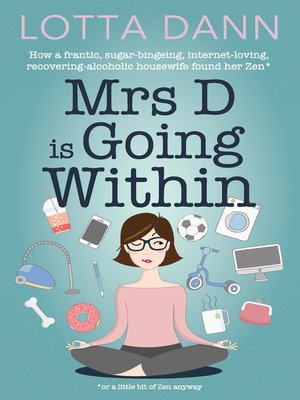 cover image of Mrs. D is Going Within