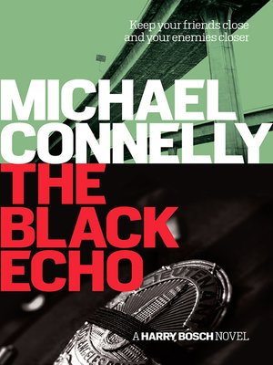 cover image of The Black Echo
