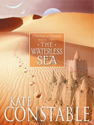 cover image of The Waterless Sea