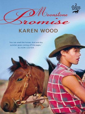 cover image of Moonstone Promise