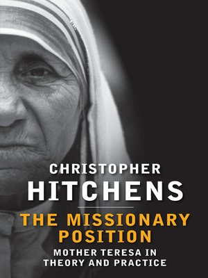 Teresa position mother the missionary