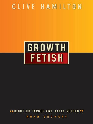cover image of Growth Fetish