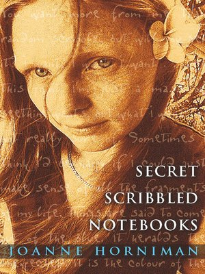 cover image of Secret Scribbled Notebooks