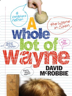 cover image of A Whole Lot of Wayne