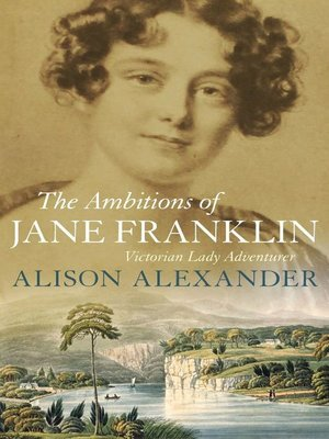 cover image of The Ambitions of Jane Franklin