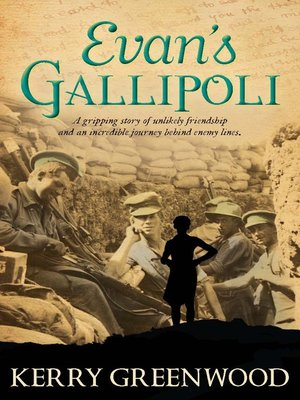 cover image of Evan's Gallipoli