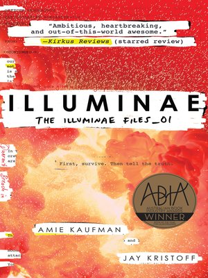 cover image of Illuminae