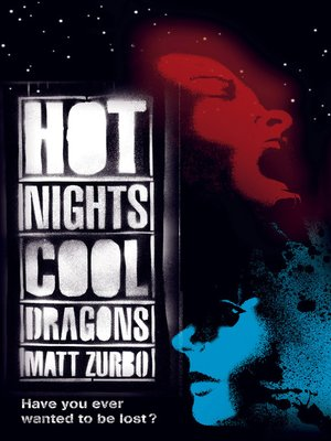 cover image of Hot Nights, Cool Dragons