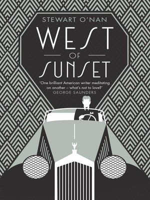 cover image of West of Sunset