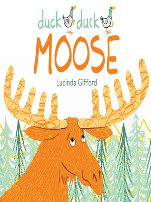 cover image of Duck Duck Moose