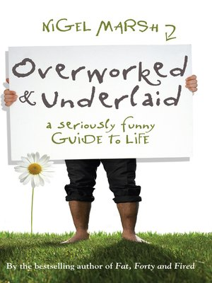 cover image of Overworked and Underlaid