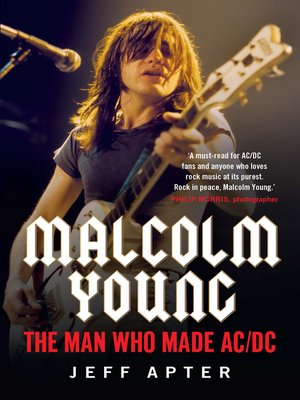 cover image of Malcolm Young
