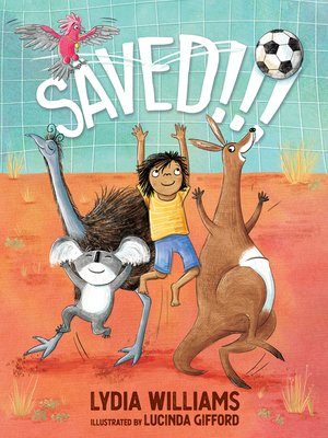 cover image of Saved!!!