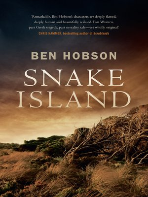 cover image of Snake Island