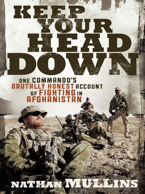 cover image of Keep Your Head Down
