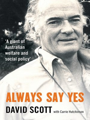 cover image of Always Say Yes