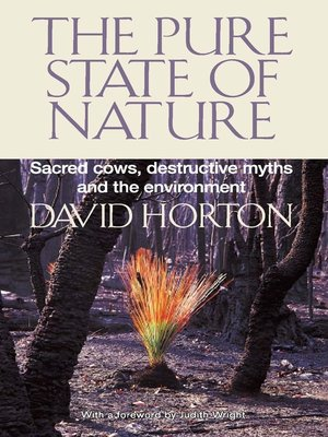 cover image of The Pure State of Nature