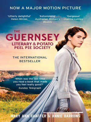 the guernsey literary and potato peel society book pdf