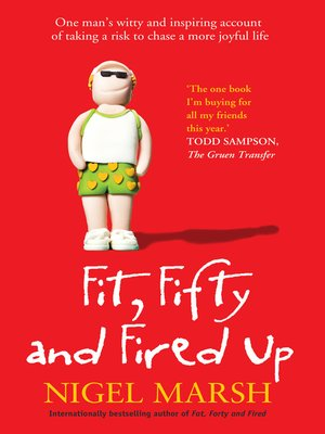 cover image of Fit, Fifty and Fired Up