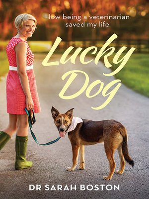 cover image of Lucky Dog