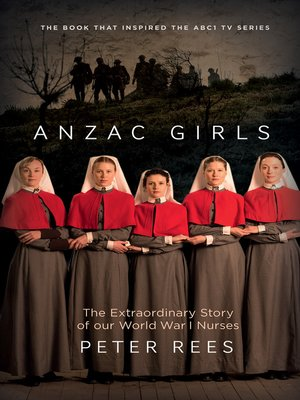cover image of Anzac Girls