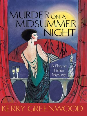 cover image of Murder on a Midsummer Night