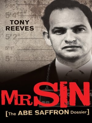 cover image of Mr Sin