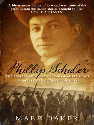 cover image of Phillip Schuler