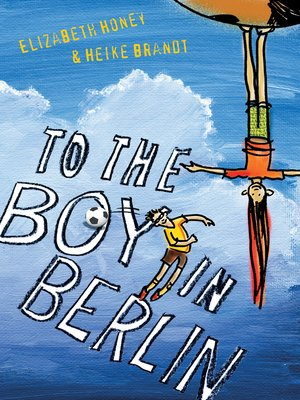 cover image of To the Boy in Berlin