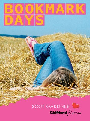 cover image of Bookmark Days