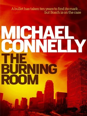 cover image of The Burning Room