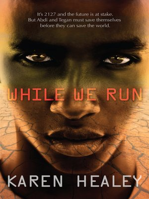 cover image of While We Run