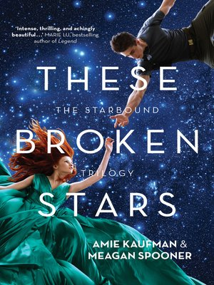 cover image of These Broken Stars