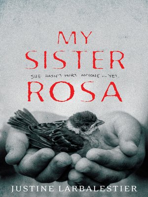 cover image of My Sister Rosa