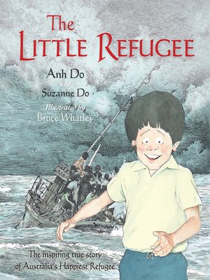 cover image of The Little Refugee