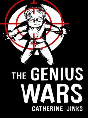 cover image of The Genius Wars