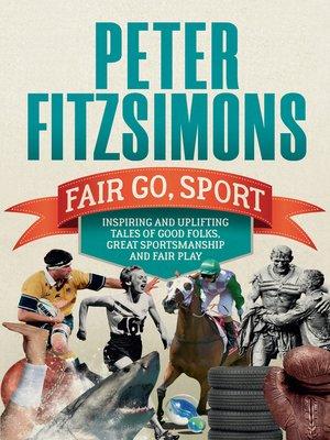 cover image of Fair Go, Sport