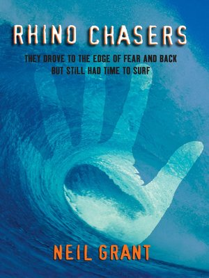 cover image of Rhino Chasers