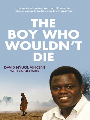 cover image of The Boy Who Wouldn't Die