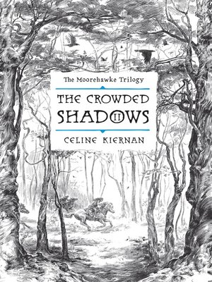 cover image of The Crowded Shadows