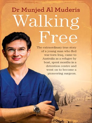 cover image of Walking Free
