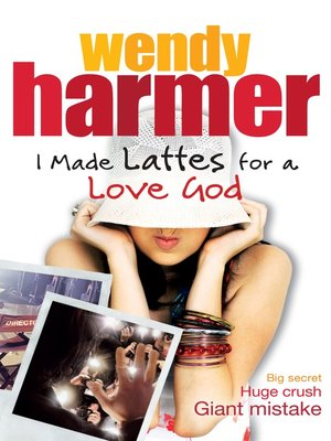 cover image of I Made Lattes for a Love God