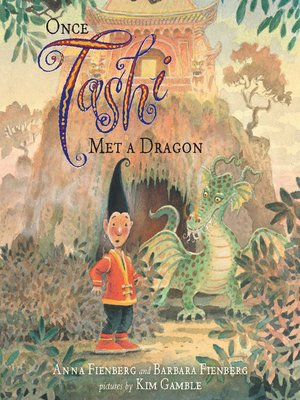 cover image of Once Tashi met a Dragon