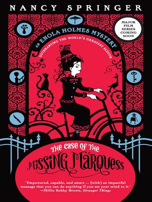cover image of The Case of the Missing Marquess