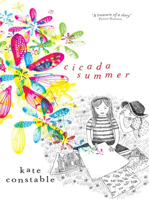 cover image of Cicada Summer