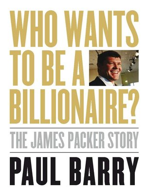 cover image of Who Wants to Be a Billionaire?