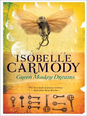 cover image of Green Monkey Dreams