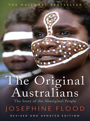 cover image of The Original Australians