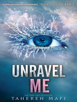 cover image of Unravel Me