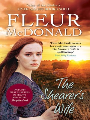 cover image of The Shearer's Wife